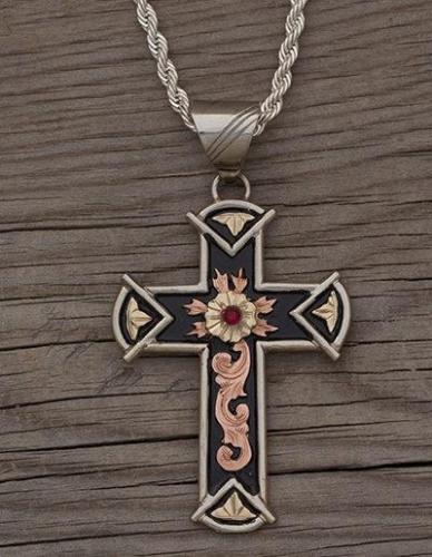 Cross4 (1 3/4 x 2 1/2) $50.00