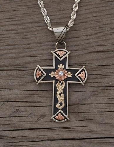 Cross5 (1 1/4 x 2) $40.00