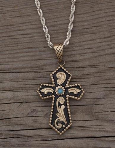 Cross7 (1 1/4 x 2) $40.00