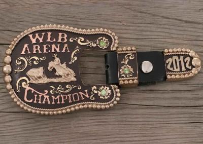 Ranger 2 (3×4) 1″ Belt $135.00